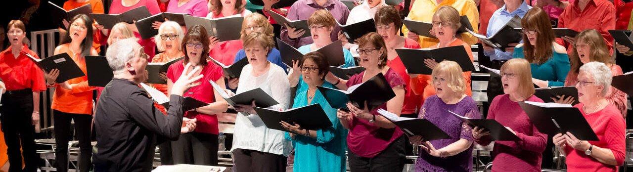 Leisure / Community Choir Arrangements - ChoirCommunity