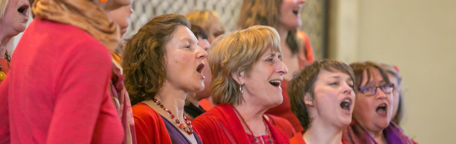Gasworks Choir Learning By Ear