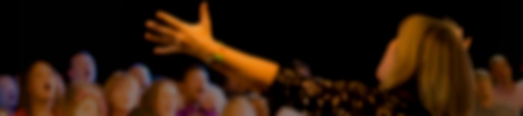 Gitika Partington Conducting