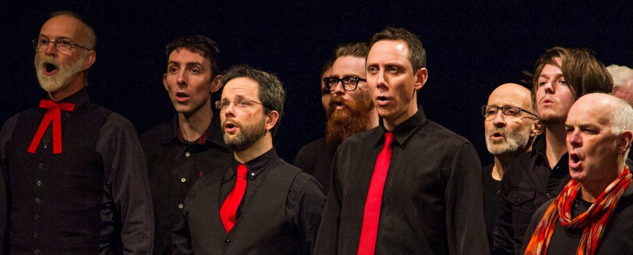 Bristol MAN Chorus in performance